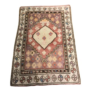 "Bellwether Rugs Vintage Turkish Oushak Rug - 2'8"" X 3'6"""