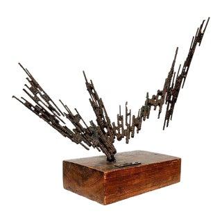1977 Stanyo Kaminsky Brutalist Sculpture