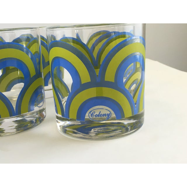 Vintage Colony Juice Glasses - Set of 6 - Image 4 of 5