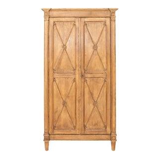 Sarreid LTD Marksman Pine Cabinet
