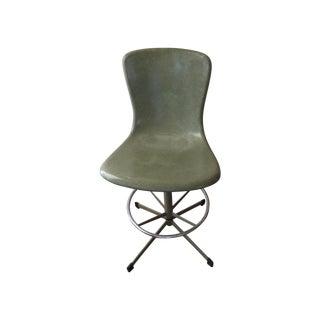 1950's Hamilton Cosco Bar/Counter Chair