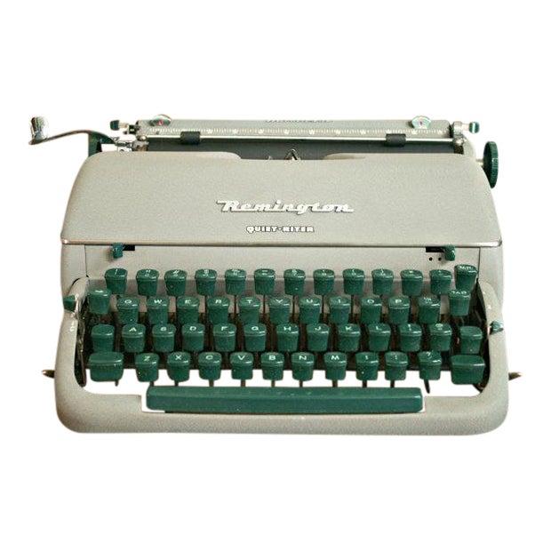 Vintage Remington Quiet Riter Typewriter - Image 1 of 5