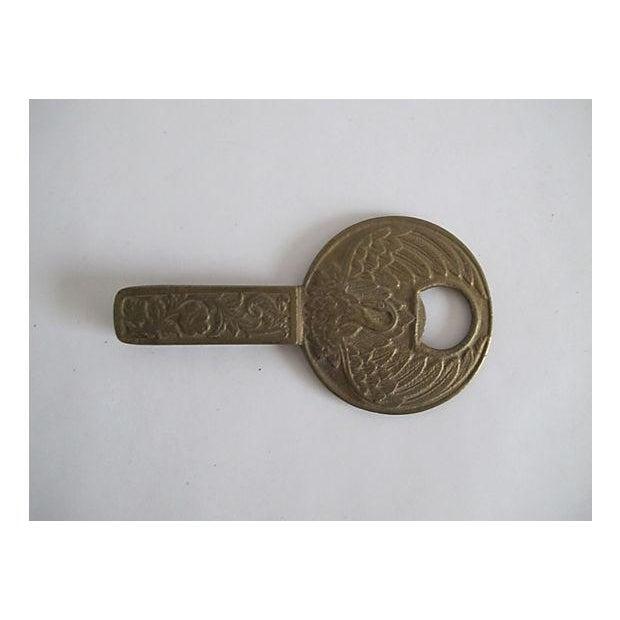 Brass Swan Bottle Opener - Image 2 of 4
