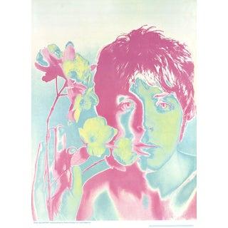 1967 Richard Avedon Paul McCartney Poster