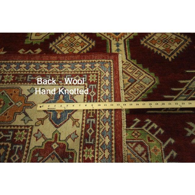 Oriental Super Kazak Rug - 8' x 12' - Image 11 of 11