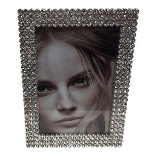 Silver & Rhinestone Frame