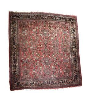 Antique Persian Rug - 9′ × 12′