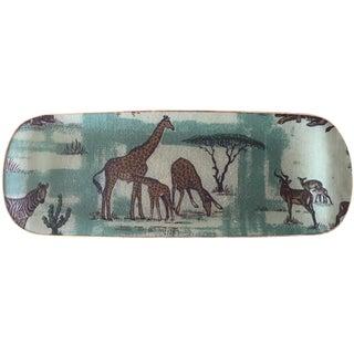 Safari Fiberglass Tray