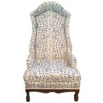 """Image of Vintage """"Porter's"""" Chair"""