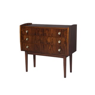Rosewood Danish Nightstand