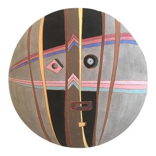 Louis Mendez Studio Pottery Wall Mask
