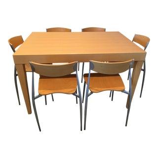 Sergio Mian Dining Set