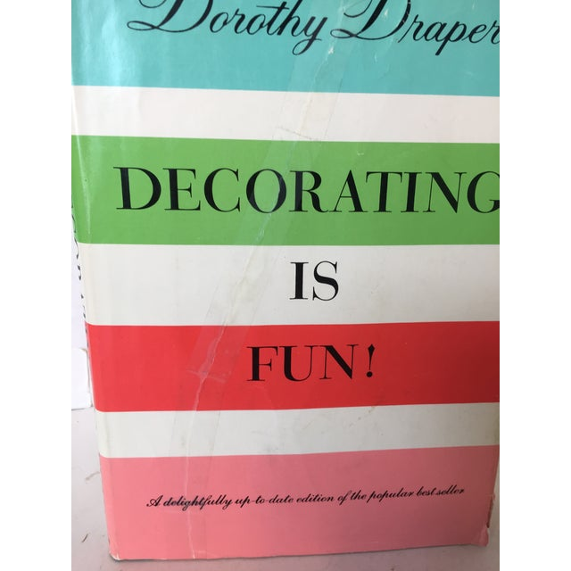 "Vintage Dorothy Draper ""Decorating Is Fun"" Book - Image 6 of 8"