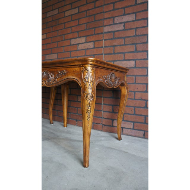 Henredon French Provincial End Table Chairish