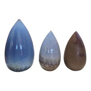 Ceramic Sculptures by Antonio Lampecco - Set of 3