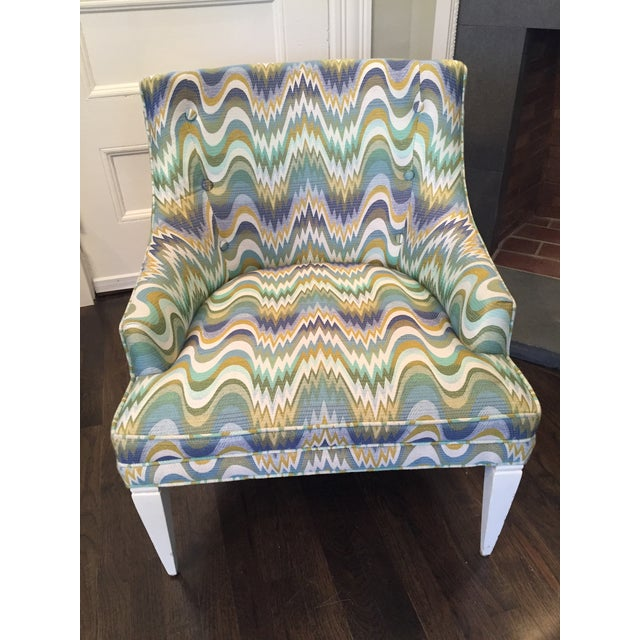 Jonathan Adler Haines Chairs - A Pair - Image 6 of 11