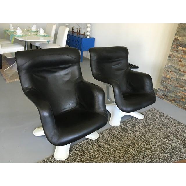 Karuselli Chairs Vintage Modern - A Pair - Image 9 of 10