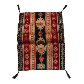 Turkish Kilim Patterned Table Runner