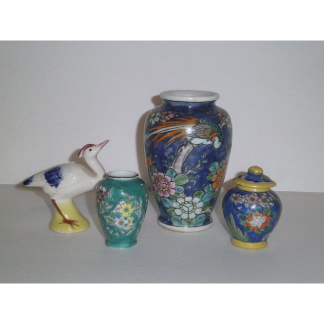 Curio Collection 1920's Japanese Ceramics - Image 2 of 7