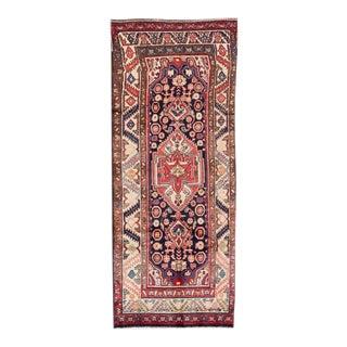 "Apadana - Vintage Persian Rug, 3'2"" x 8'2"""