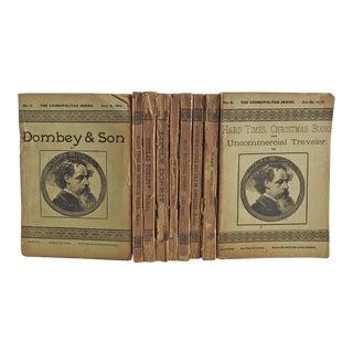1889 Distressed Dickens Paperbacks - 9