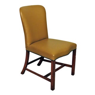 Leather Rose Tarlow Side Chair
