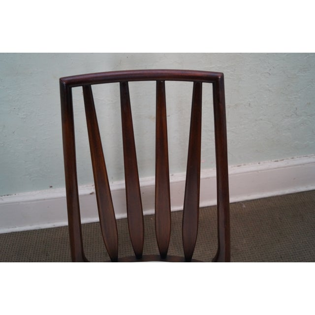 Widdicomb Mid-Century Modern Dining Chairs - 4 - Image 9 of 10