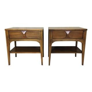 Kent Coffey Bedside Tables - a Pair