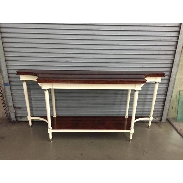 Andre Arbus Le Metro Console Table - Image 2 of 8