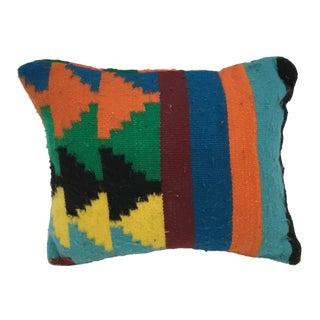 Tunisian Handmade Kilim Pillow