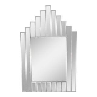 Art Deco Style Beveled Mirror