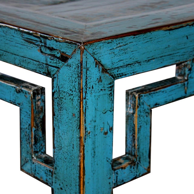 Shanxi Blue Table - Image 4 of 6