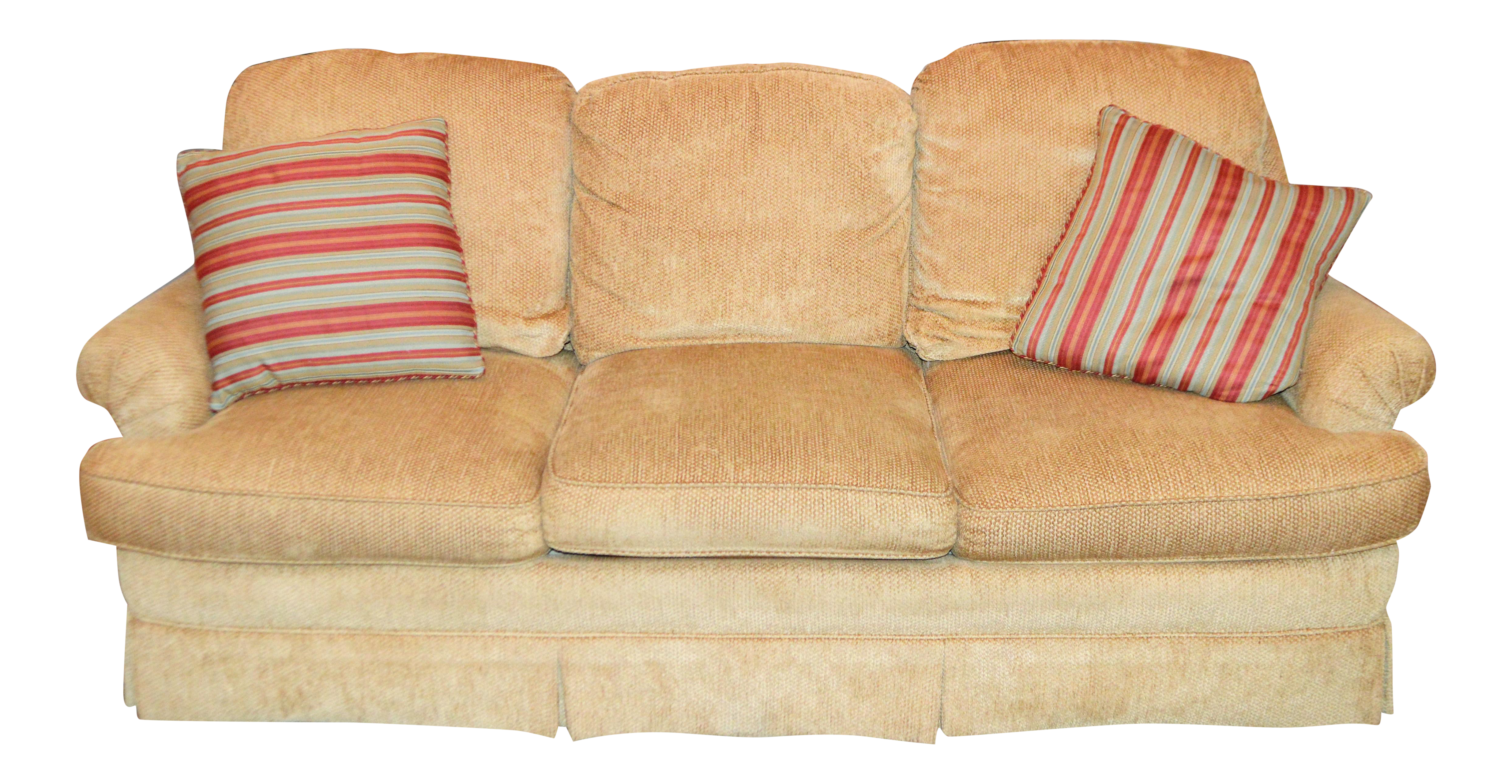 Sherrill Earnest Gold Sofa Chairish