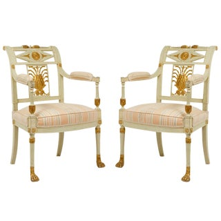 18th Century Chairs by Jacob