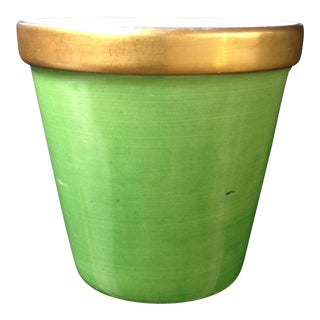 Cartier Ceramic Flower Pot