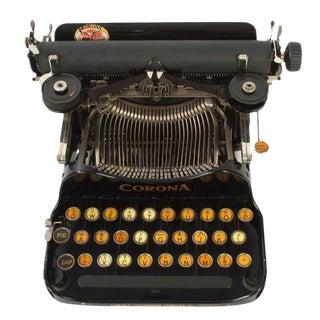 Corona No. 3 Folding Typewriter
