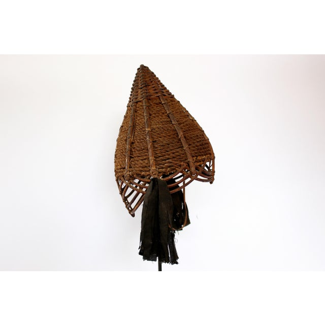 Naga Unadorned Conical Hats - Image 6 of 10