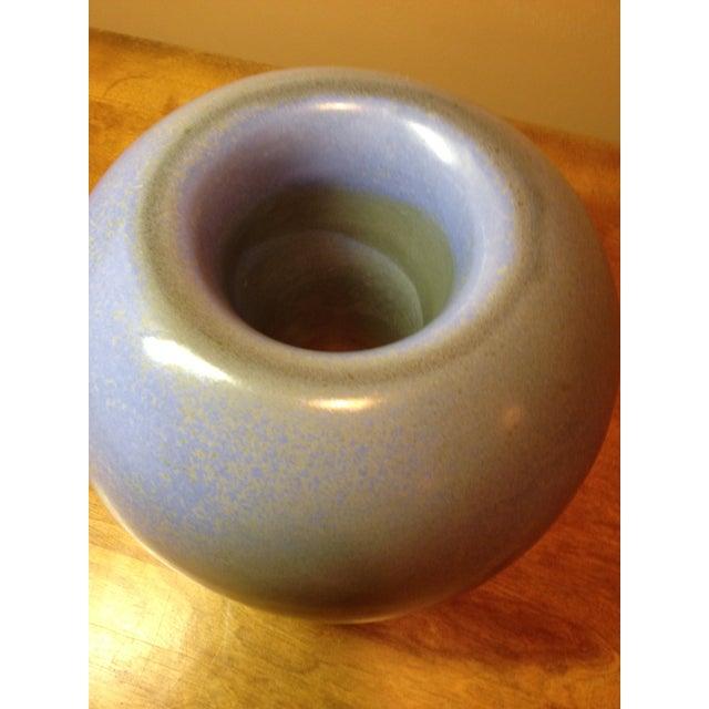 1980s Franco Bucci Designer Ceramic Vase - Image 4 of 9