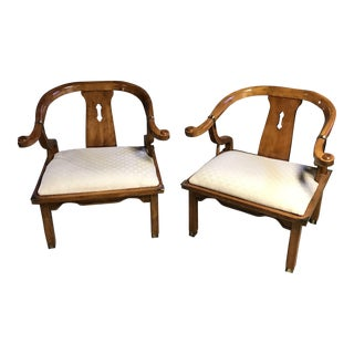 Soyoun Chairs - A Pair