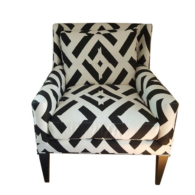 Kravet Cowley Chair - Image 1 of 7