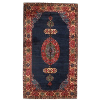 RugsinDallas Hand Knotted Wool Turkish Rug - 9′11″ × 17′7″