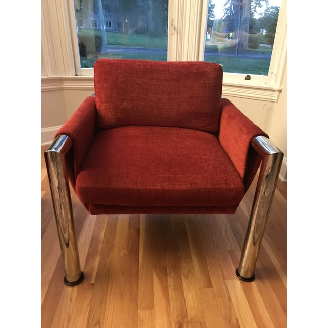 Mid-Century Modern Side Chairs - A Pair - Image 3 of 5