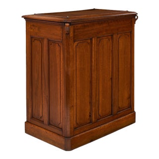 "French Antique Walnut ""comptoir"""
