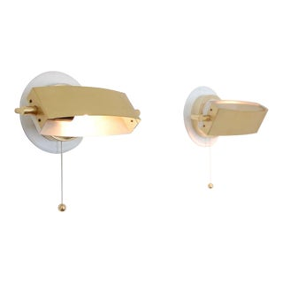 Pair of Jacques Biny Reading Lights