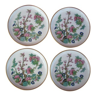 Kaiser W. Germany China Coasters - Set of 4