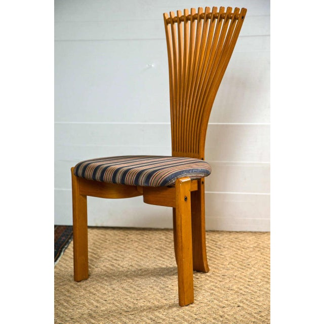 Polycraft Fan Back Side Chairs - Set of 6 - Image 4 of 9