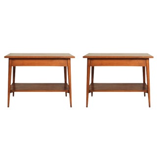 Paul McCobb for Planner Group Lamp Tables - a Pair