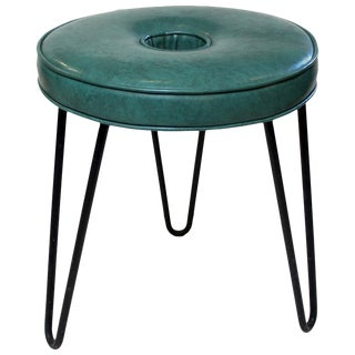 Circa 1950 William Armbruster Donut Stool