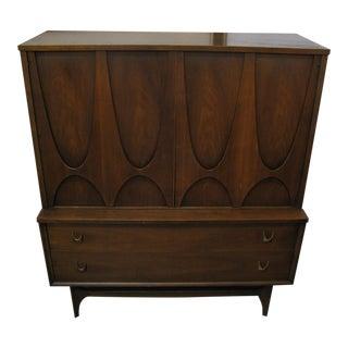 Broyhill Brasilia Highboy Dresser
