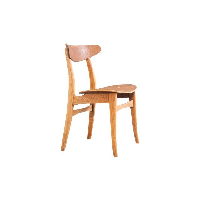 Danish Modern Bentwood Chair - Image 1 of 11